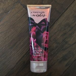 Other - B&BW Body Cream - A Thousand Wishes